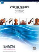 Cover icon of Over the Rainbow, from The Wizard of Oz sheet music for string orchestra (full score) by Harold Arlen