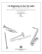 Cover icon of I'm Beginning to See the Light (COMPLETE) sheet music for Choral Pax by Don George, Johnny Hodges, Duke Ellington, Harry James and Michelle Weir, easy/intermediate