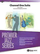 Cover icon of Channel One Suite sheet music for jazz band (full score) by Bill Reddie, intermediate skill level