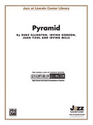 Cover icon of Pyramid sheet music for jazz band (full score) by Duke Ellington and Irving Mills, intermediate