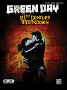 Cover icon of 21st Century Breakdown sheet music for guitar solo (authentic tablature) by Green Day and Billie Joe
