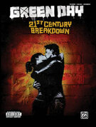 Cover icon of 21 Guns sheet music for piano, voice or other instruments by Green Day and Billie Joe, easy/intermediate
