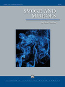 Cover icon of Smoke and Mirrors sheet music for concert band (full score) by Robert Buckley