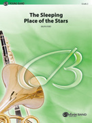 Cover icon of The Sleeping Place of the Stars sheet music for concert band (full score) by Ralph Ford, easy concert band (full score)