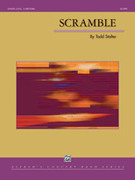 Cover icon of Scramble (COMPLETE) sheet music for concert band by Todd Stalter, easy/intermediate skill level