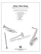 Cover icon of Sing a New Song (COMPLETE) sheet music for Choral Pax by Sally K. Albrecht