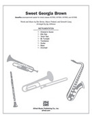 Cover icon of Sweet Georgia Brown (COMPLETE) sheet music for Choral Pax by Ben Bernie, Maceo Pinkard, Kenneth Casey and Greg Jasperse, easy/intermediate