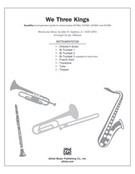 Cover icon of We Three Kings sheet music for Choral Pax (full score) by Anonymous and Andy Beck