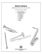 Cover icon of Gloria Fanfare (COMPLETE) sheet music for Choral Pax by Jay Althouse, easy/intermediate