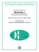 Cover icon of Napoli sheet music for concert band (full score) by Hermann Bellstedt, classical score, easy/intermediate
