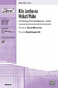 Cover icon of Kila Jambo na Wakati Wake (For Everything a Time Most Opportune - Swahili) sheet music for choir (SSA) by David Lanz, Susan Boersma and David Lanz