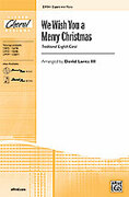 Cover icon of We Wish You a Merry Christmas sheet music for choir (2-Part) by Anonymous and David Lanz