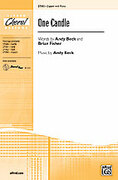 Cover icon of One Candle sheet music for choir (2-Part) by Andy Beck and Brian Fisher