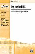 Cover icon of The Music of Life sheet music for choir (2-Part) by Jay Althouse, intermediate skill level