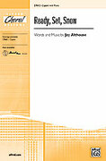 Cover icon of Ready, Set, Snow sheet music for choir (2-Part) by Jay Althouse