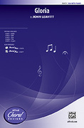 Cover icon of Gloria sheet music for choir (SSA) by John Leavitt