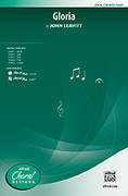 Cover icon of Gloria sheet music for choir (TTB: tenor, bass) by John Leavitt, intermediate skill level