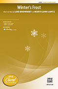 Cover icon of Winter's Frost sheet music for choir (2-Part / SSA) by Lois Brownsey and Marti Lunn Lantz