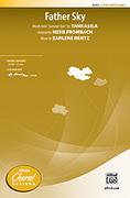 Cover icon of Father Sky sheet music for choir (2-Part) by Earlene Rentz and Herb Frombach, intermediate skill level