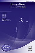 Cover icon of I Have a Voice sheet music for choir (SSA) by Jay Althouse