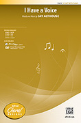 Cover icon of I Have a Voice sheet music for choir (2-Part) by Jay Althouse, intermediate