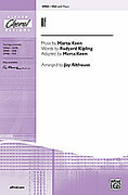 Cover icon of If sheet music for choir and piano (SSA) by Marta Keen