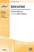Cover icon of Ezekiel and David sheet music for choir (2-Part) by Anonymous, intermediate