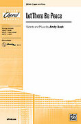 Cover icon of Let There Be Peace sheet music for choir (2-Part) by Andy Beck