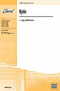 Cover icon of Kyrie sheet music for choir (2-Part) by Jay Althouse, intermediate skill level