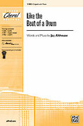 Cover icon of Like the Beat of a Drum sheet music for choir (2-Part) by Jay Althouse
