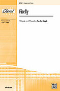 Cover icon of Firefly sheet music for choir (2-Part) by Andy Beck