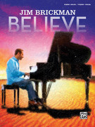 Cover icon of Thinking of You sheet music for piano, voice or other instruments by Jim Brickman