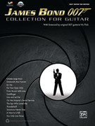 Cover icon of James Bond Theme sheet music for guitar solo (tablature) by Monty Norman