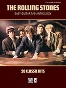Cover icon of Get Off of My Cloud sheet music for guitar solo (tablature) by Mick Jagger and The Rolling Stones, easy/intermediate guitar (tablature)