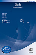 Cover icon of Gloria sheet music for choir (SAB) by John Leavitt, intermediate choir (SAB)