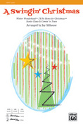 Cover icon of A Swingin' Christmas sheet music for choir (2-Part) by Anonymous and Jay Althouse