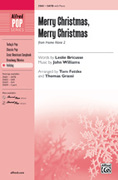 Cover icon of Merry Christmas, Merry Christmas (from Home Alone 2) sheet music for choir (SATB) by John Williams, Leslie Bricusse, Tom Fettke and Thomas Grassi, intermediate