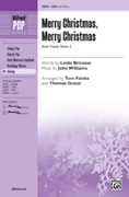 Cover icon of Merry Christmas, Merry Christmas (from Home Alone 2) sheet music for choir (SSA) by John Williams, Leslie Bricusse, Tom Fettke and Thomas Grassi