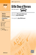 Cover icon of Little Shop of Horrors sheet music for choir (2-Part) by Alan Menken