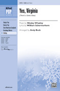 Cover icon of Yes, Virginia sheet music for choir (SAB: soprano, alto, bass) by Wesley Whatley, intermediate skill level