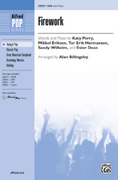 Cover icon of Firework sheet music for choir (SAB) by Katy Perry, Mikkel Eriksen, Tor Erik Hermansen, Sandy Wilhelm and Ester Dean, intermediate choir (SAB)