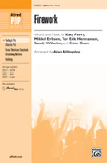 Cover icon of Firework sheet music for choir (2-Part) by Katy Perry