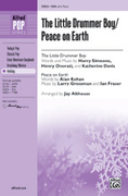 Cover icon of The Little Drummer Boy / Peace on Earth sheet music for choir (SSA: soprano, alto) by Harry Simeone, Katherine Davis and Larry Grossman, intermediate