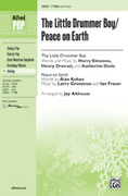 Cover icon of The Little Drummer Boy / Peace on Earth sheet music for choir (TTBB: tenor, bass) by Harry Simeone, Katherine Davis and Larry Grossman, intermediate