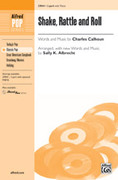 Cover icon of Shake, Rattle and Roll sheet music for choir (2-Part) by Charles Calhoun, intermediate skill level