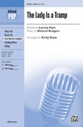 Cover icon of The Lady Is a Tramp sheet music for choir (SAB) by Richard Rodgers, Lorenz Hart and Kirby Shaw