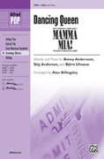 Cover icon of Dancing Queen (from Mamma Mia!) sheet music for choir (SSA) by Benny Andersson