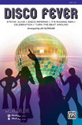 Cover icon of Disco Fever sheet music for choir (SSA: soprano, alto) by Anonymous and Jay Althouse, intermediate skill level