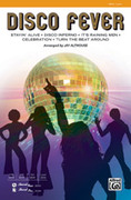 Cover icon of Disco Fever sheet music for choir (2-Part) by Anonymous and Jay Althouse, intermediate