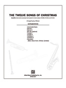 Cover icon of The Twelve Songs of Christmas sheet music for Choral Pax (full score) by Anonymous and Jay Althouse